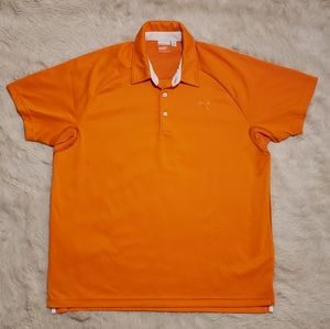 Mens Puma golf polo large style USP dry